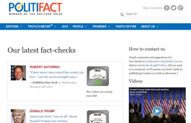 http://www.politifact.com/truth-o-meter/statements/