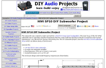 http://diyaudioprojects.com/Speakers/HiVi-DIY-Subwoofer/