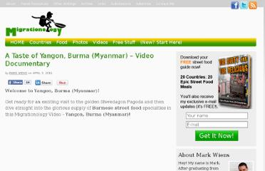http://migrationology.com/2011/04/taste-of-yangon-burma-myanmar-video-documentary/