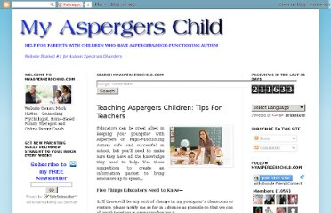 http://www.myaspergerschild.com/2008/11/teaching-aspergers-children-tips-for.html