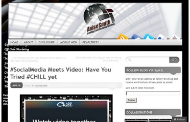http://anisesmithmarketing.com/2012/01/14/social-media-meets-video-have-you-tried-chill-yet/