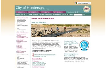http://www.cityofhenderson.com/parks/parks/trails_and_bike_lanes.php