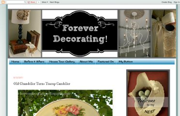http://foreverdecorating.blogspot.com/2011/08/old-chandelier-turns-teacup-candelier.html