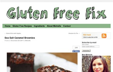 http://glutenfreefix.com/sea-salt-caramel-brownies/2256/