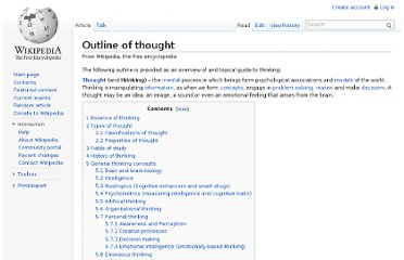 http://en.wikipedia.org/wiki/Outline_of_thought#Creative_thought_processes