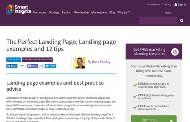 http://www.smartinsights.com/conversion-optimisation/landing-page-optimisation/perfect-landing-page/