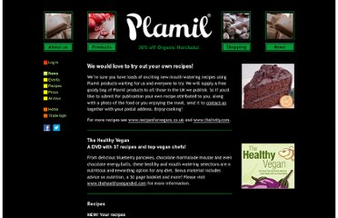 http://www.plamilfoods.co.uk/news/recipes