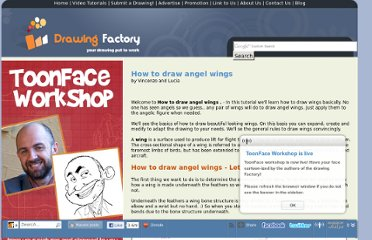 http://www.drawing-factory.com/how-to-draw-angel-wings.html