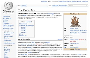 http://nl.wikipedia.org/wiki/The_Pirate_Bay