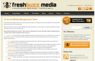 https://freshbuzzmedia.com/2011/04/33-social-media-management-tools