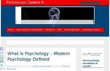 http://www.psychology-canada.ca/what-is-psychology-modern-psychology-defined/