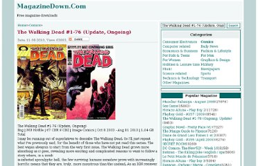 http://www.magazinedown.com/The-Walking-Dead--1-76--Update--Ongoing-_20690.html