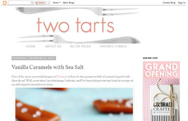 http://www.two-tarts.com/2011/12/vanilla-caramels-with-sea-salt.html