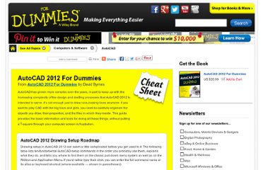 http://www.dummies.com/how-to/content/autocad-2012-for-dummies-cheat-sheet.html