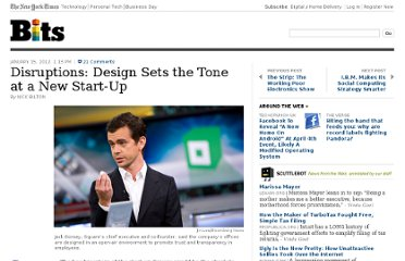 http://bits.blogs.nytimes.com/2012/01/15/disruptions-design-sets-the-tone-at-a-new-start-up/