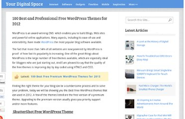 http://www.yourdigitalspace.com/2011/12/best-free-wordpress-themes-2012/