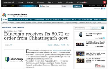 http://www.moneycontrol.com/news/business/educomp-receives-rs-6072-cr-orderchhattisgarh-govt_583653.html