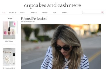 http://cupcakesandcashmere.com/pointed-perfection/