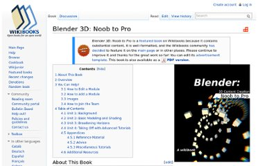 http://en.wikibooks.org/wiki/Blender_3D:_Noob_to_Pro#Table_of_Contents