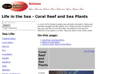 http://www.kidport.com/reflib/Science/SeaAnimals/SeaPlants.htm
