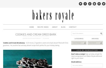 http://www.bakersroyale.com/fast-and-easy/cookies-and-cream-oreo-bark/
