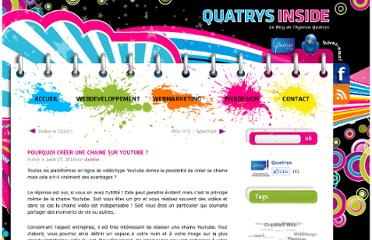 http://www.quatrys-inside.fr/webmarketing/chaine-sur-youtube