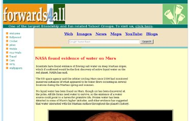 http://mails.forwards4all.com/water-on-mars.html