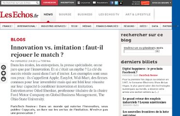 http://blogs.lesechos.fr/paristech-review/l-art-meconnu-de-l-imitation-a8309.html