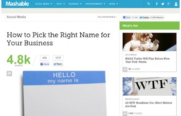 http://mashable.com/2012/01/16/business-name-how-to/