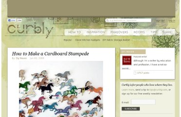 http://www.curbly.com/users/diy-maven/posts/6707-how-to-make-a-cardboard-stampede