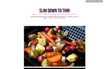 http://slimdowntothin.tumblr.com/