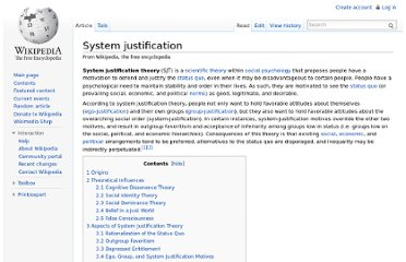 http://en.wikipedia.org/wiki/System_justification