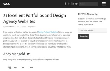 http://webdesignledger.com/inspiration/21-excellent-portfolios-and-design-agency-websites