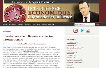 http://jacques.breillat.fr/category/lobbying_desinformation