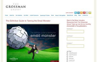 http://www.yourthoughtpartner.com/definitive-guide-to-taming-the-email-monster/