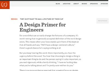 http://www.randsinrepose.com/archives/2012/01/16/a_design_primer_for_engineers.html