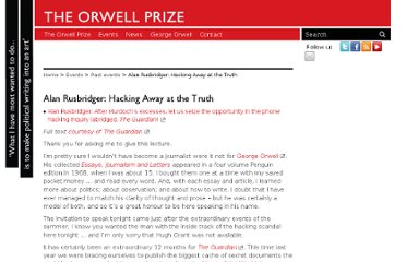 http://theorwellprize.co.uk/events/past-events/alan-rusbridger-hacking-away-at-the-truth/