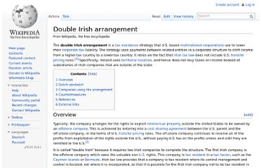 http://en.wikipedia.org/wiki/Double_Irish_arrangement