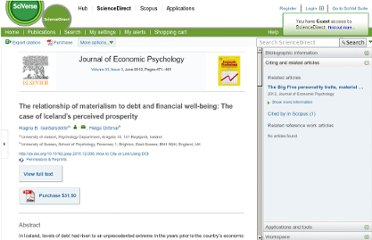 http://www.sciencedirect.com/science/article/pii/S0167487011001942