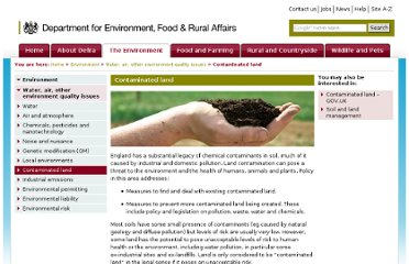 http://www.defra.gov.uk/environment/quality/land/