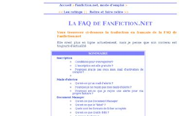 http://ffnetmodedemploi.free.fr/faq_ff.php#Inscription_free