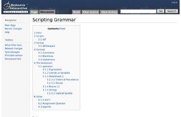 http://resources.bisimulations.com/wiki/Scripting_Grammar