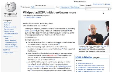 http://en.wikipedia.org/wiki/Wikipedia:SOPA_initiative/Learn_more