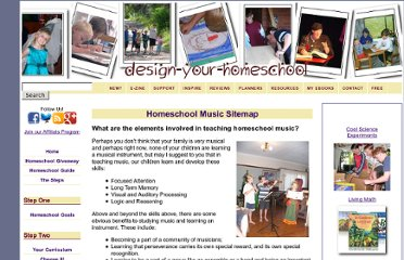 http://www.design-your-homeschool.com/homeschool-music.html