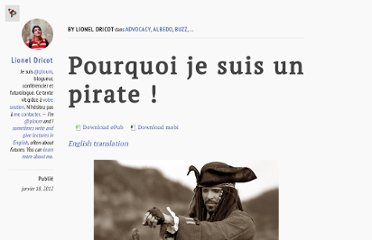 http://ploum.net/post/je-suis-un-pirate