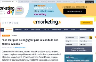 http://www.e-marketing.fr/Breves/Les-marques-ne-negligent-plus-la-lassitude-des-clients-alleluia--43635.htm
