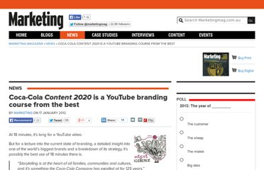 http://www.marketingmag.com.au/news/coca-cola-content-2020-is-a-youtube-branding-course-from-the-best-9852/