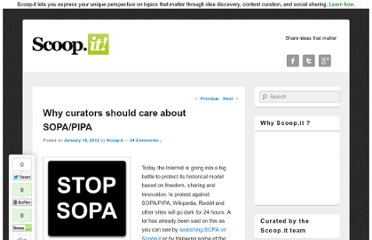 http://blog.scoop.it/en/2012/01/18/why-curators-should-care-about-sopapipa/
