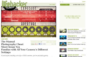 http://lifehacker.com/5877335/the-manual-photography-cheat-sheet-keeps-you-familiar-with-all-your-cameras-different-settings
