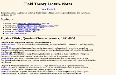 http://www.theory.caltech.edu/~preskill/notes.html